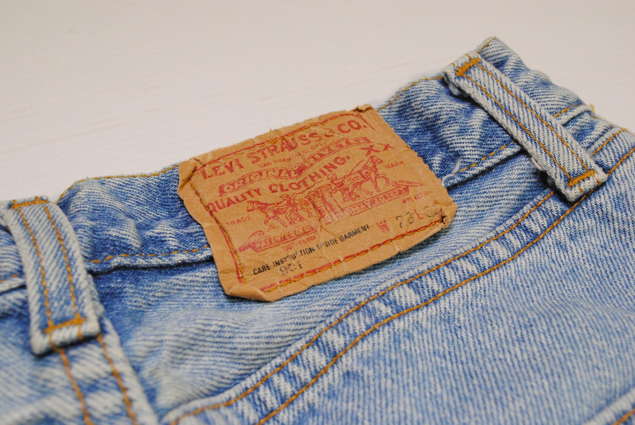 How To Wear Vintage High Waisted Levis 901 Jeans