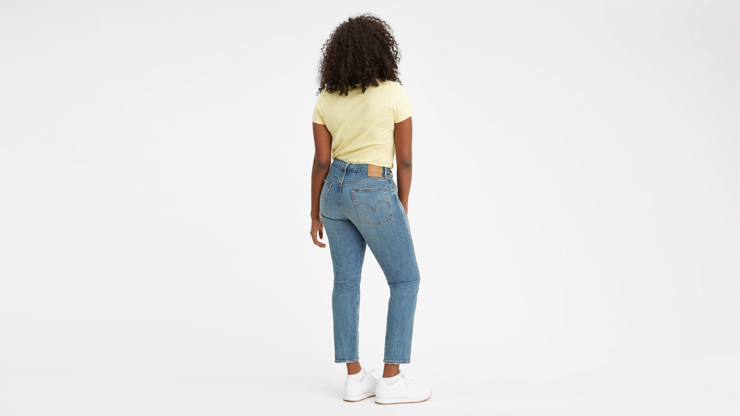 Vintage High Waisted Levis 901 Jeans How To Wear